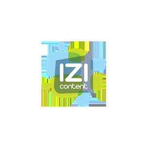 IZI content en media door Cocoon